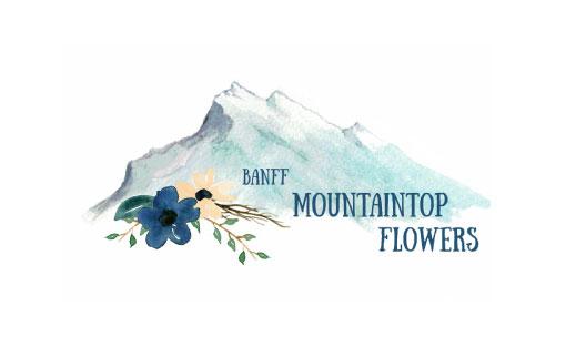 Banff Moutaintop Flowers
